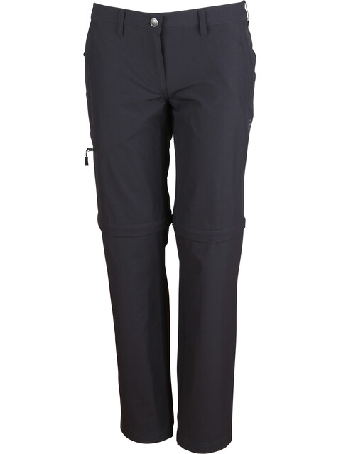 High Colorado Nos Chur 3-L-SL Zip-Off Trekkinghose Damen anthrazit
